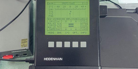 Eнкодери на Heidenhain